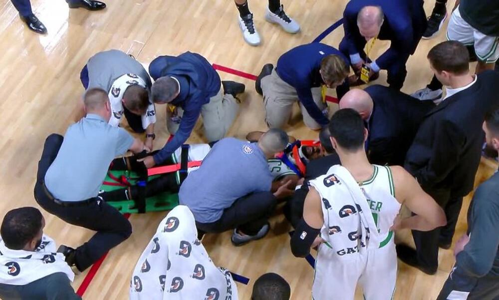 Σοκαριστικός τραυματισμός στο NBA: «Πάγωσαν» με Κέμπα Γουόκερ! (photos&videos)