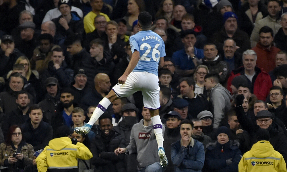 Premier League: Έμεινε στο κυνήγι της Λίβερπουλ η Σίτι (video)