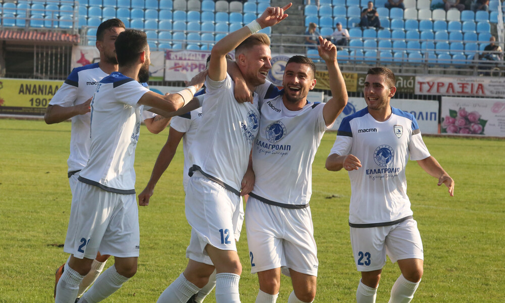 Καζαντζίδης: «Το ποδόσφαιρο είναι σεβασμός, είναι αλληλεγγύη» (aud)