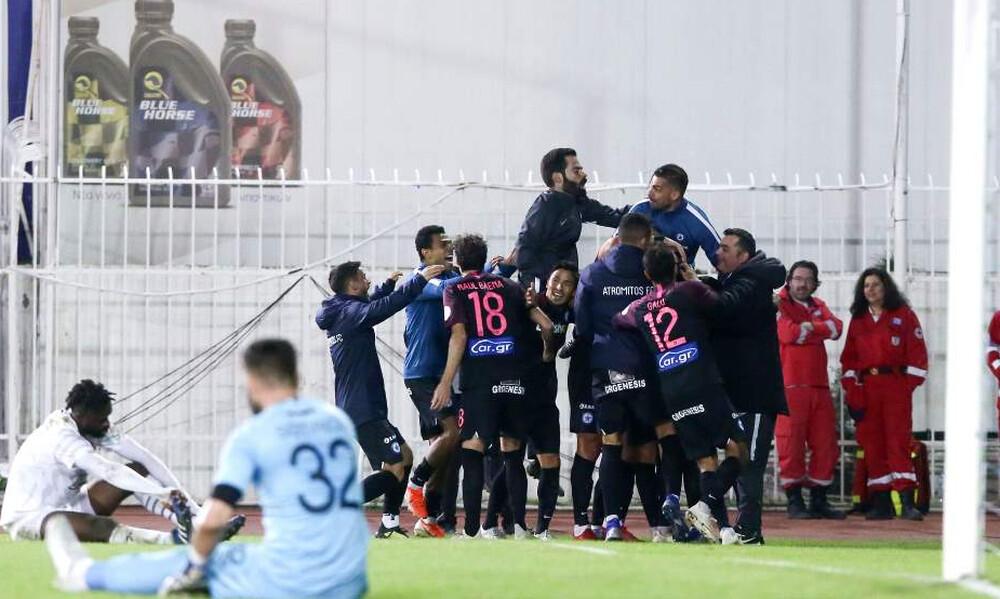 Ατρόμητος-ΟΦΗ 2-1: Το υπέγραψε ο Γιακουμάκης στο 95'! (photos)