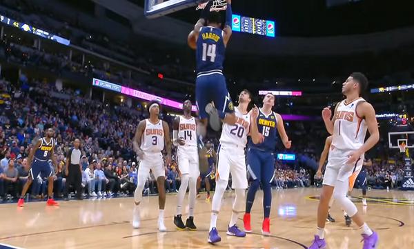 NBA: Η τρομερή συνεργασία Γιόκιτς - Χάρις στην κορυφή του Top 5 (video)