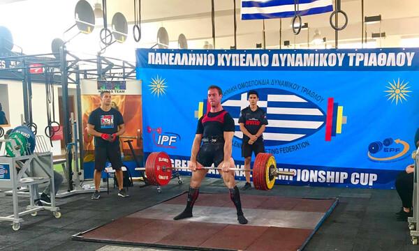 POWERLIFTING: Όλα έτοιμα για το Πανελλήνιο Πρωτάθλημα