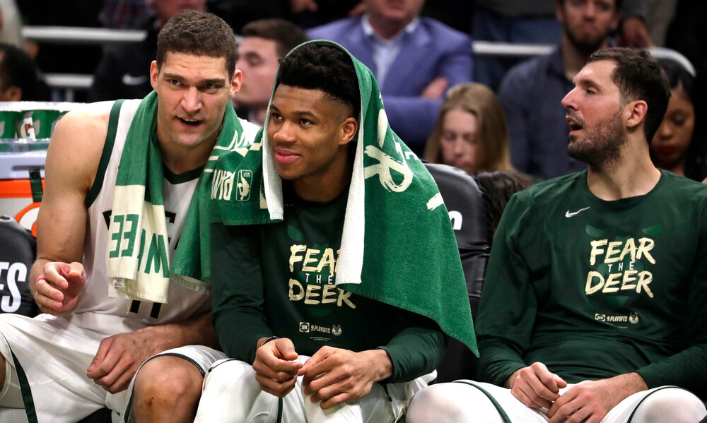 NBA: Αποθέωσε Γιάννη ο Μίροτις! (video)