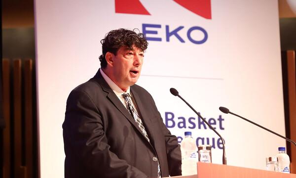 Γαλατσόπουλος: «Ίδιο όραμα με την ΕΚΟ για το μπάσκετ και την κοινωνία»