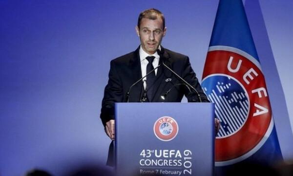 Συνάντηση Πούτιν με Τσέφεριν για το Euro 2020
