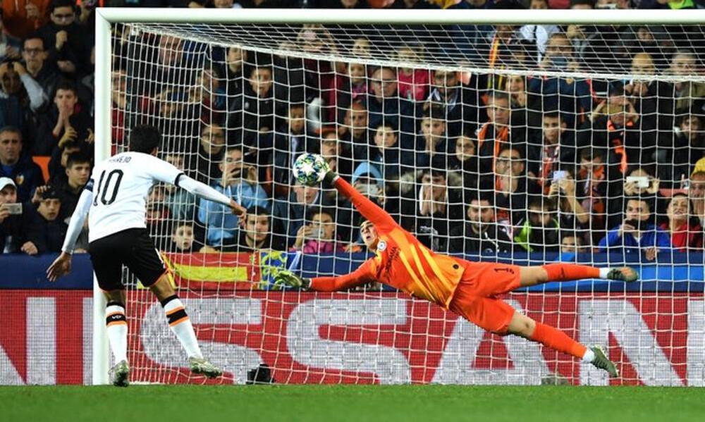 Champions League: Ματσάρα χωρίς νικητή το Βαλένθια-Τσέλσι! (videos)