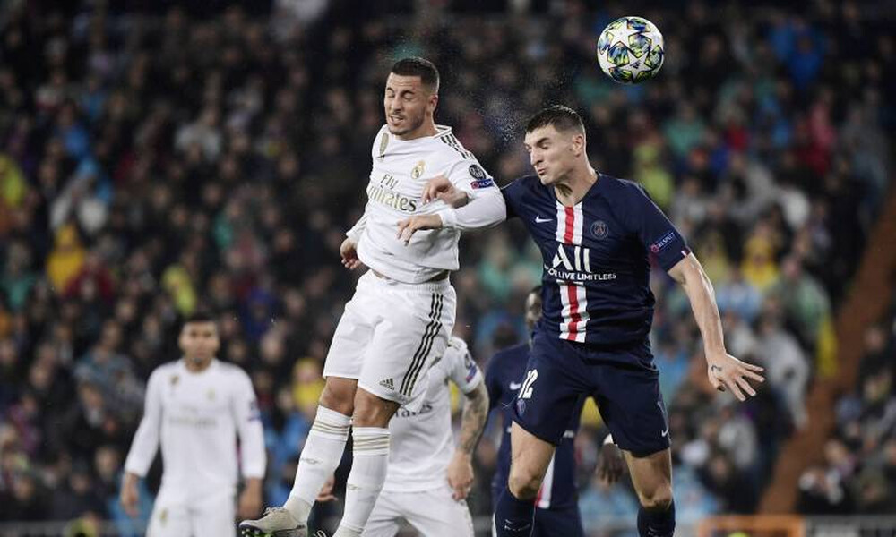 Champions League: Η συγγνώμη του Μενιέ στον Αζάρ