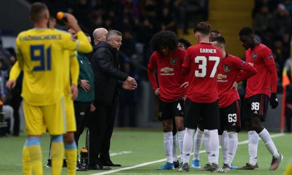 Europa League: Βαρέλι χωρίς πάτο η Γιουνάιτεντ...