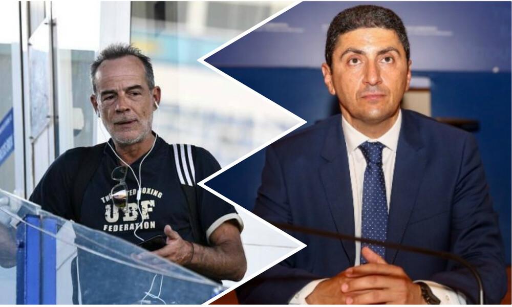 Ολυμπιακός-ΠΑΟΚ: Ασπρόμαυρη αντίδραση για τη συνάντηση με Αυγενάκη