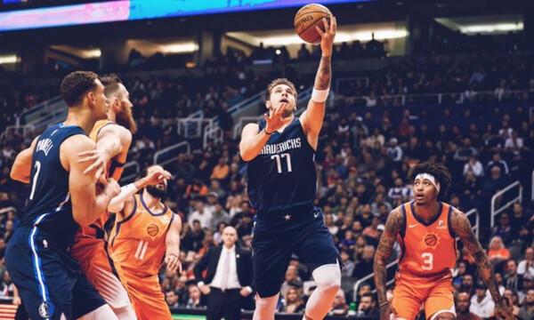 NBA: Κάνει πλάκα ο Ντόντσιτς! (video)