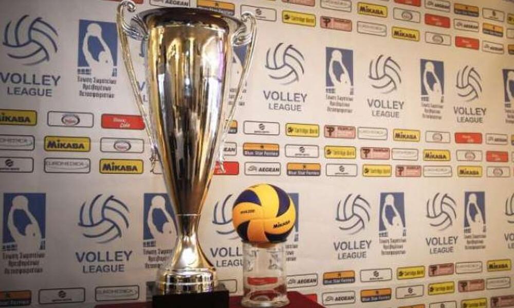 Volley League: Δυνατά παιχνίδια για την 5η αγωνιστική