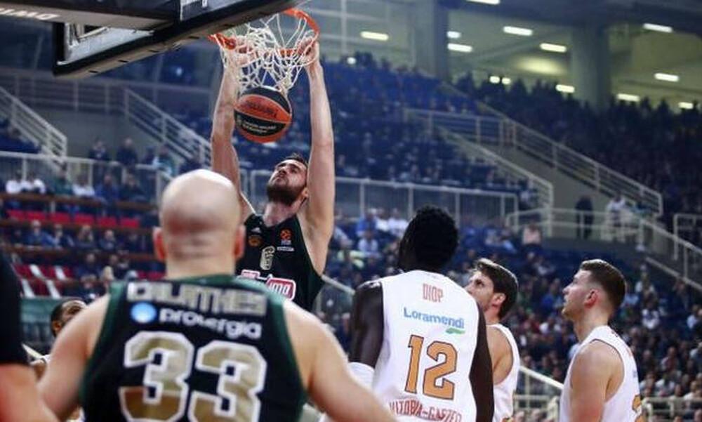 Παναθηναϊκός ΟΠΑΠ: Πράσινο Top-10 στην Euroleague