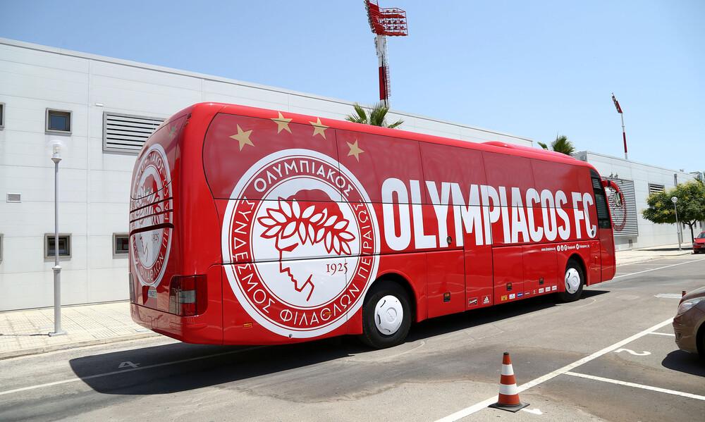 Ολυμπιακός: Στην προπόνηση οι οργανωμένοι και μήνυμα για ΠΑΟΚ