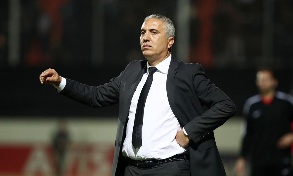 Κωστένογλου: «Χάσαμε την ισορροπία μας μετά το γκολ»