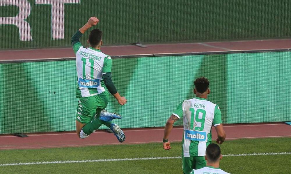 Παναθηναϊκός – Αστέρας Τρίπολης 1-0: Κρατάει την ουσία! (video+photos)