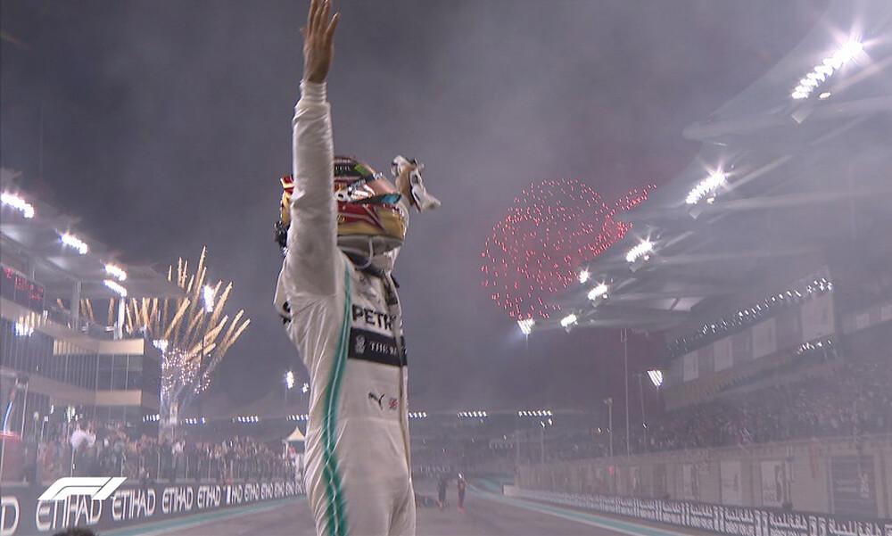 Formula 1: Φινάλε με νίκη για Χάμιλτον