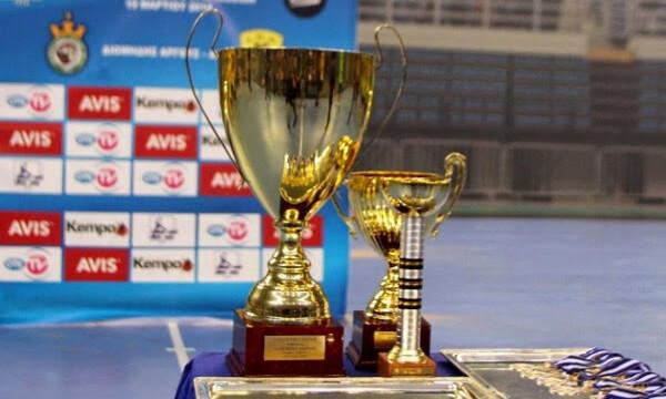 Χάντμπολ-Κύπελλο Ελλάδας ανδρών: Τα αποτελέσματα του β' γύρου