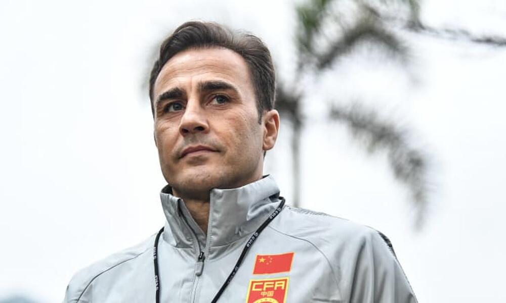 Κίνα-Ποδόσφαιρο: Ο Καναβάρο «απάντησε» με το πρωτάθλημα