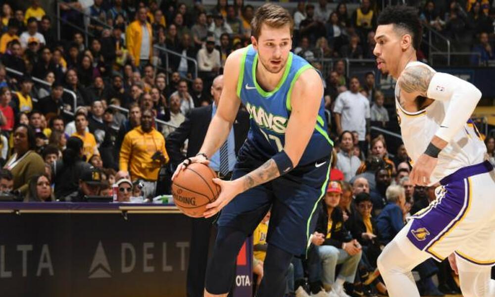 NBA: Μεγάλη νίκη οι Μάβερικς απέναντι στο «βασιλιά»! (photos+videos)