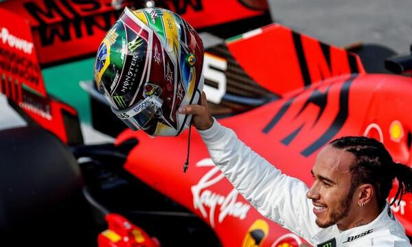 «Βόμβα» στη Formula 1: Επαφές Φεράρι με Χάμιλτον!
