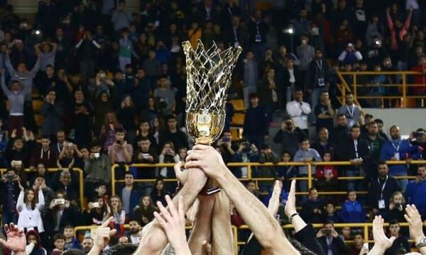Κύπελλο Ελλάδος Μπάσκετ: Αυτοί είναι οι ημιτελικοί
