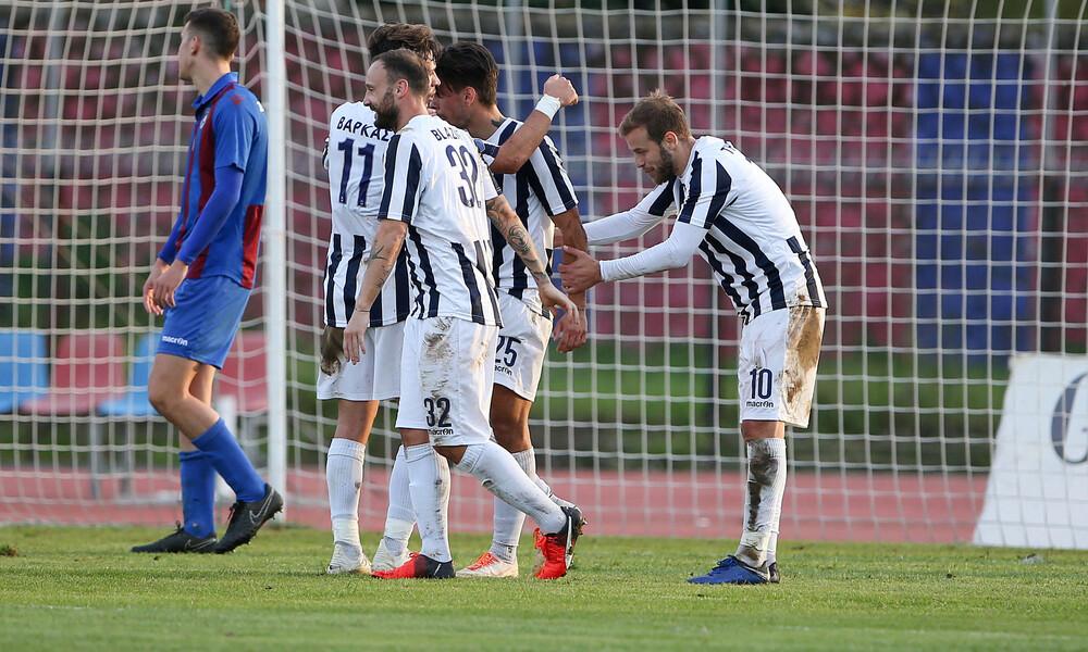 Super League 2: Πέρασε από την Κέρκυρα, ξανά στην κορυφή ο Απόλλωνας Σμύρνης (video)