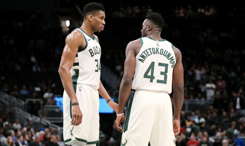 NBA: Οι καλύτερες φάσεις των Γιάννη και Θανάση Αντετοκούνμπο! (videos+photos)
