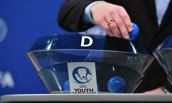 Εθνική Νέων: Η κλήρωση του Euro 2021
