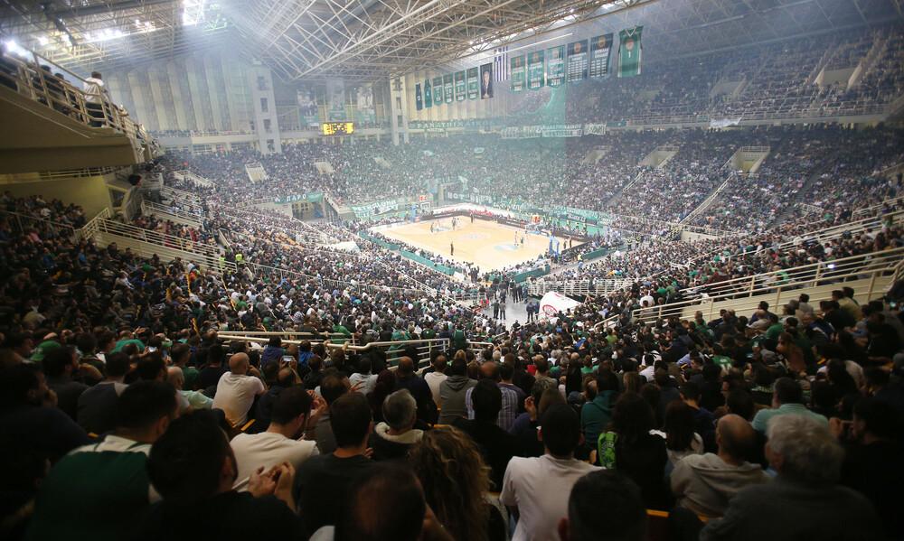 Παναθηναϊκός ΟΠΑΠ: Πλησιάζει το sold out με Ολυμπιακό