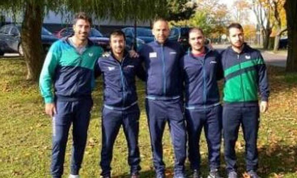 Με δύο «πράσινους» η Εθνική στο προολυμπιακό τουρνουά πινγκ πονγκ