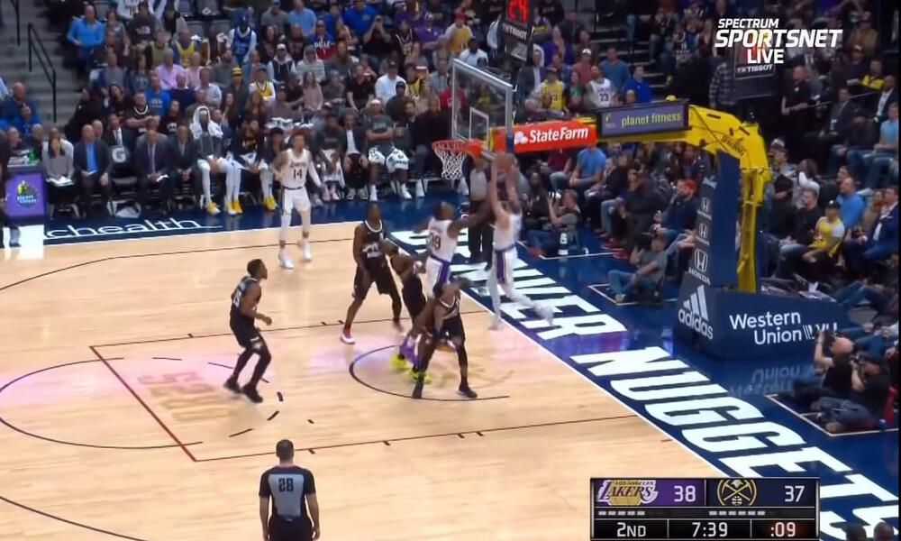 NBA: Ασύλληπτο κάρφωμα από τον Καρούσο! (video)