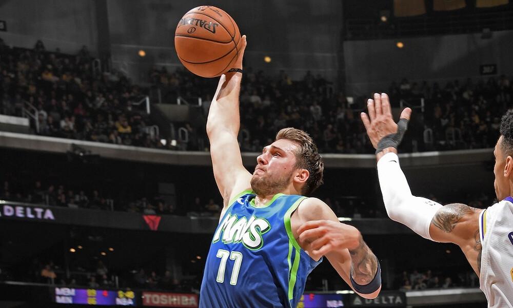 NBA: Ρεκόρ καριέρας στα ριμπάουντ για Ντόνσιτς! (video)