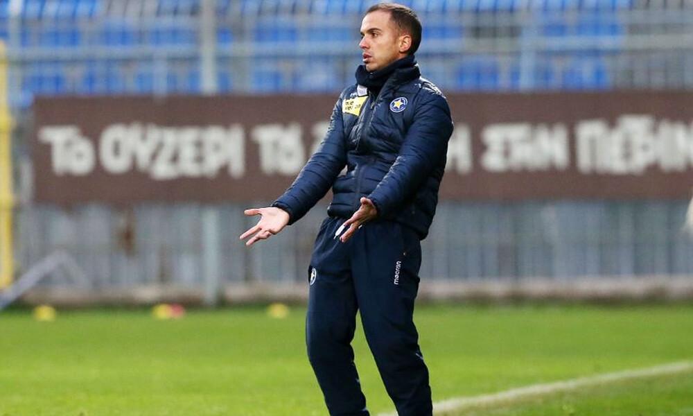Αστέρας Τρίπολης: Πέρασε στους «16», έδιωξε τον προπονητή!