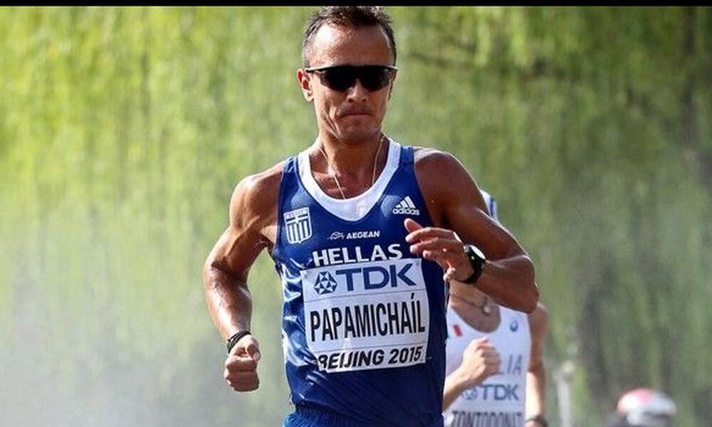Ο Παπαμιχαήλ επικεντρώνεται στα 50 χλμ βάδην ενόψει Τόκιο