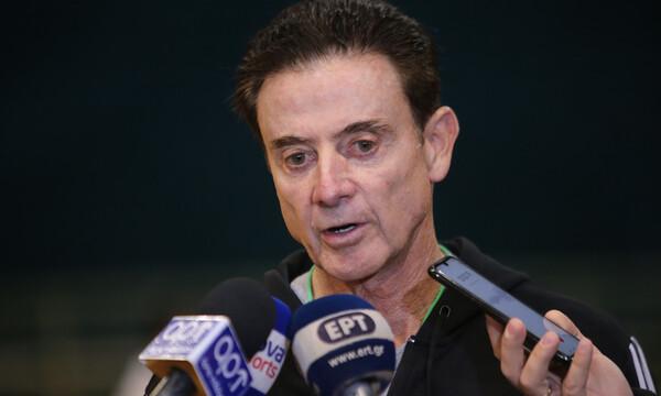 Πιτίνο: «Σεβόμαστε τον αντίπαλο αλλά θέλουμε τη νίκη»