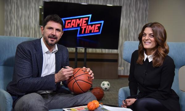 Ευθύμης Ρεντζιάς στο Game Time του ΟΠΑΠ: «Kαλάθης και Σπανούλης θα κρίνουν το ντέρμπι των αιωνίων»