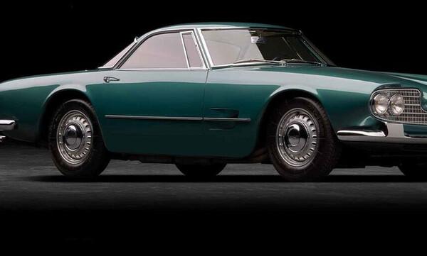 Η μεγαλοπρέπεια της Maserati 5000 GT
