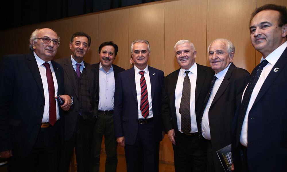 ΑΕΚ: Στο συνέδριο για τη Γενοκτονία των Ποντίων ο Μελισσανίδης (photos)