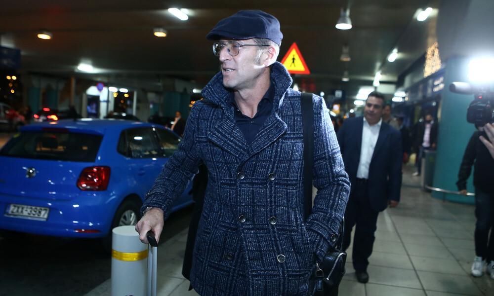 ΑΕΚ: Έφτασε στην Αθήνα ο Καρέρα