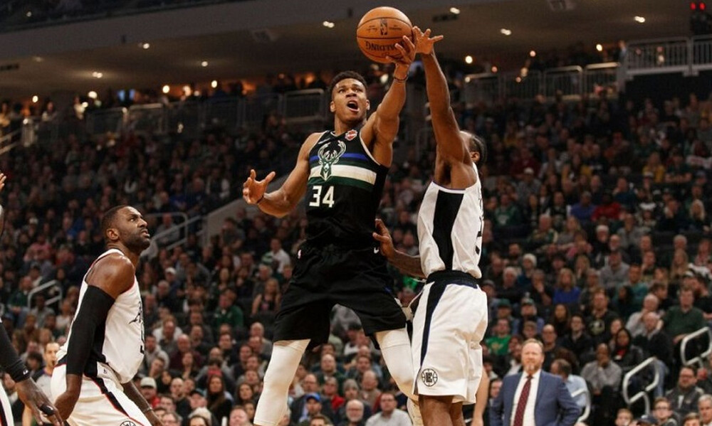 NBA: Ασταμάτητος Γιάννης...τρένο οι Μπάκς! (photos+video)