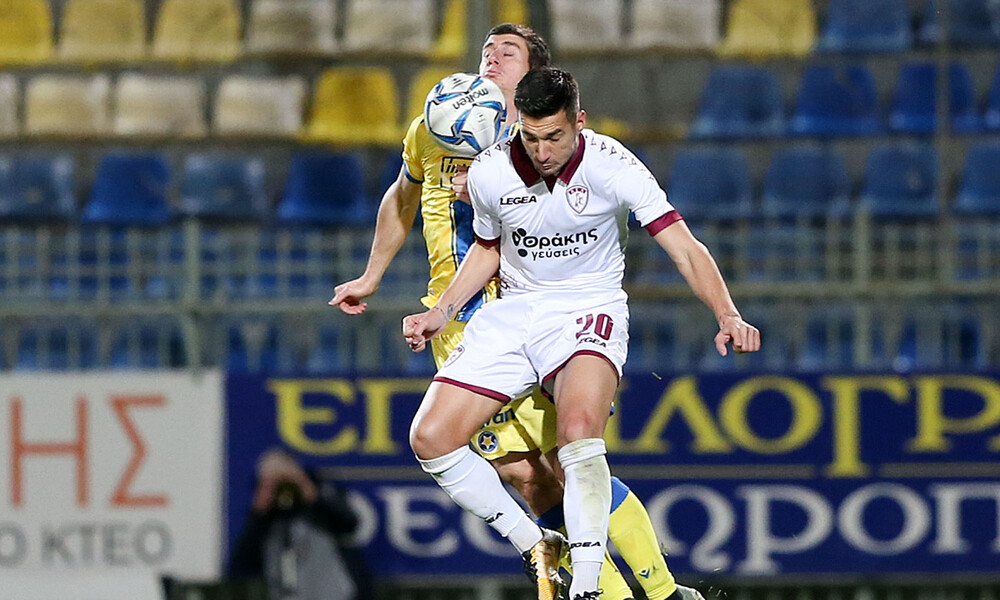 Αστέρας Τρίπολης-ΑΕΛ 1-1: Άβολη ισοπαλία (photos)