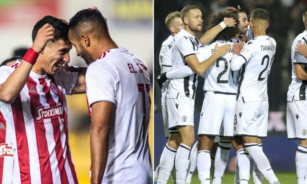 Super League: Πρώτη φορά δύο ομάδες αήττητες στον πρώτο γύρο