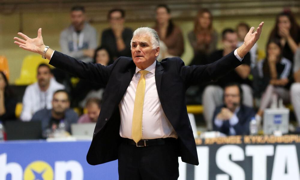 Άρης: Τέλος ο Μαρκόπουλος!