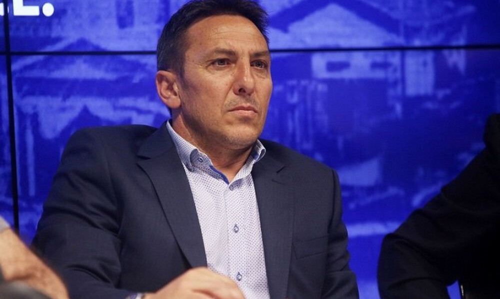 Παπαδόπουλος: «Έχω αναλάβει την ευθύνη από την πρώτη μέρα…»