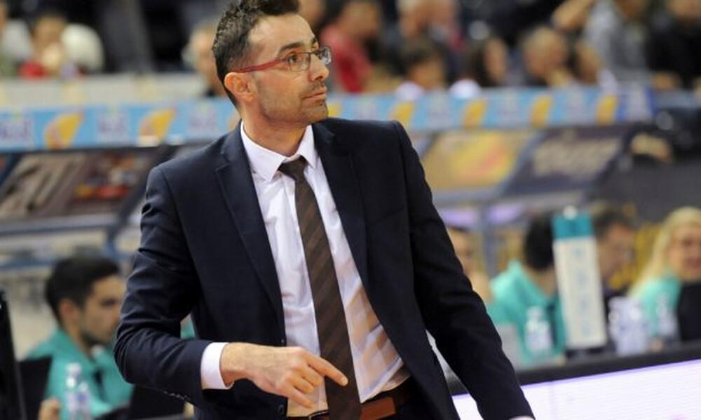 Χαραλαμπίδης: «Κομβικό παιχνίδι, ομάδα με ταλέντο η Μπεσίκτας»