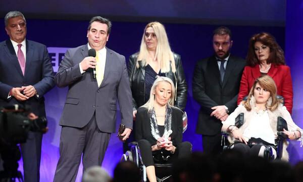 ΠΣΑΤ: Τσιτσιπάς, Στεφανίδη οι κορυφαίοι - Σε ΑΕΚ και Ολυμπιακό το «fair play» για Μυρτώ και Τόνια