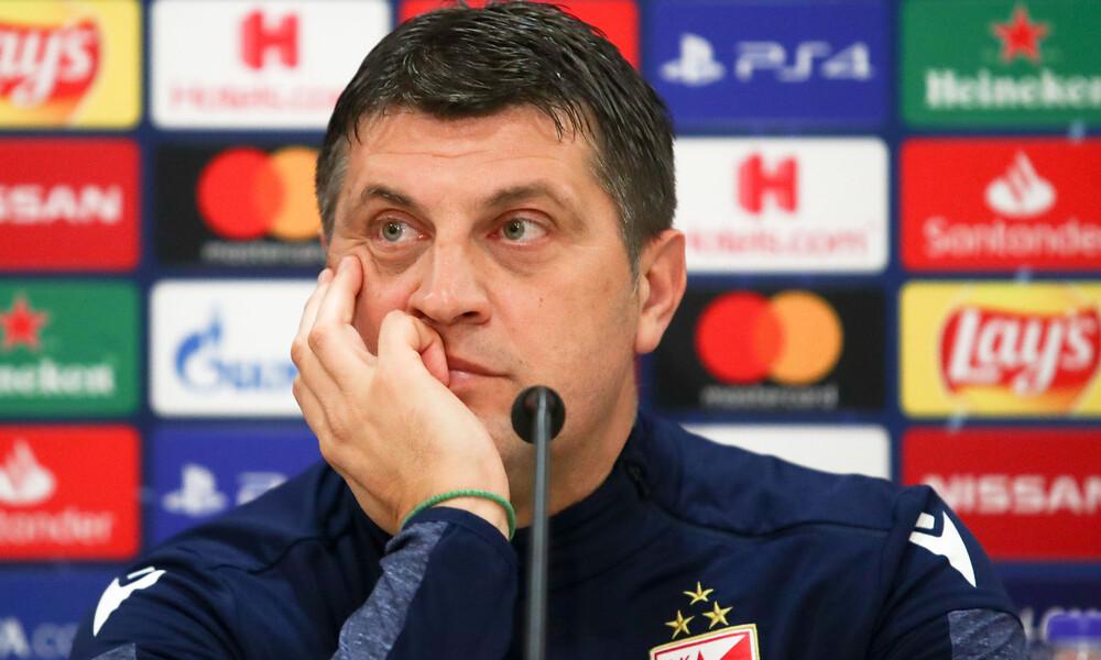Μιλόγεβιτς: «Φαβορί ο Ολυμπιακός, αλλά θα τα δώσουμε όλα»!
