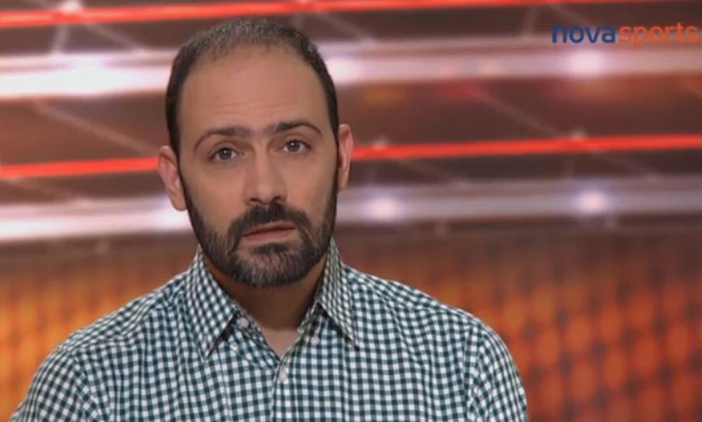 Καούρης: Από μάρτυρας του Ολυμπιακού… speaker στο Μπαρτσελόνα-Παναθηναϊκός!