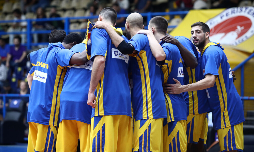 BCL: Θέλει νίκη ελπίδας το Περιστέρι