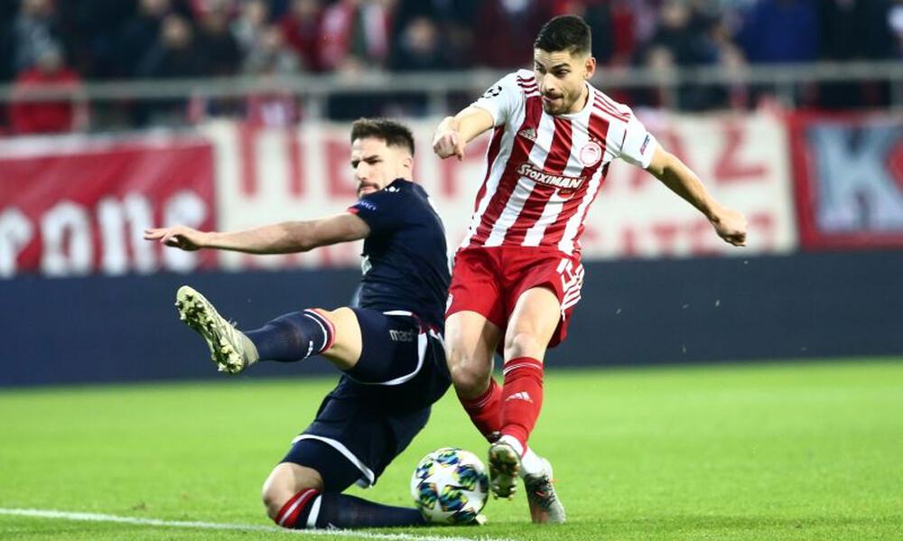 LIVE CHAT Ολυμπιακός - Ερυθρός Αστέρας 1-0 (τελικό)
